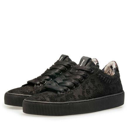 Floris van Bommel suede leather sneaker