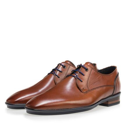 Floris van Bommel leather men's lace-up shoe