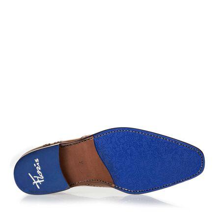Floris van Bommel leather men's shoe brogue