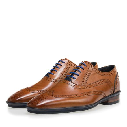 Floris van Bommel men's shoe brogue