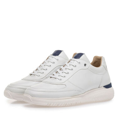 Leder-Sneaker Van Bommel