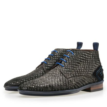 Floris van Bommel lace boot