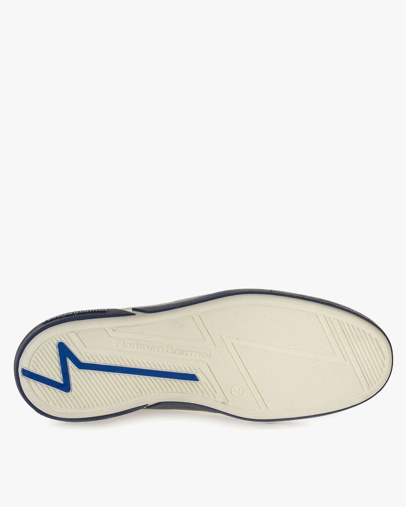 Sneaker Kalbsleder dunkelblau