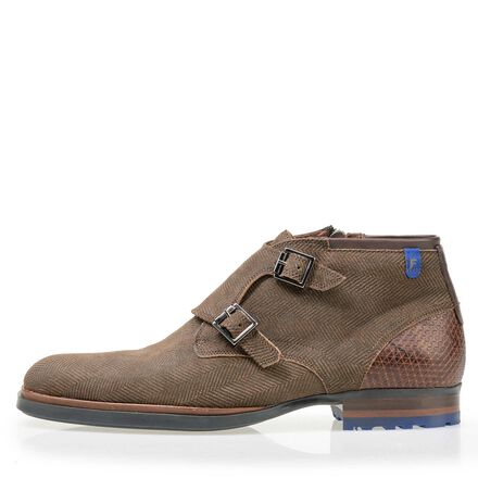 Floris van Bommel men's zip boot