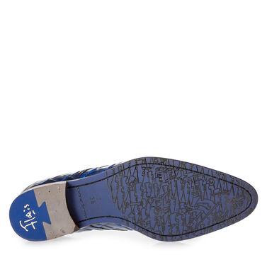 Premium Leder-Schnürschuh