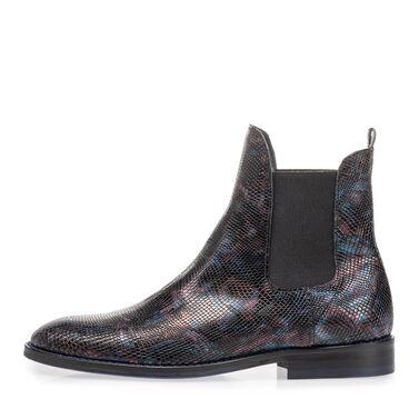 Chelsea Boot Krokoprint