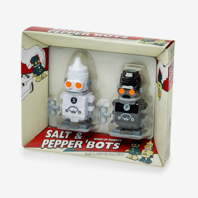 Roboter Geschenkbox