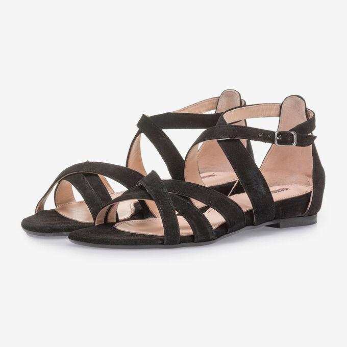 Casual flache Sandale