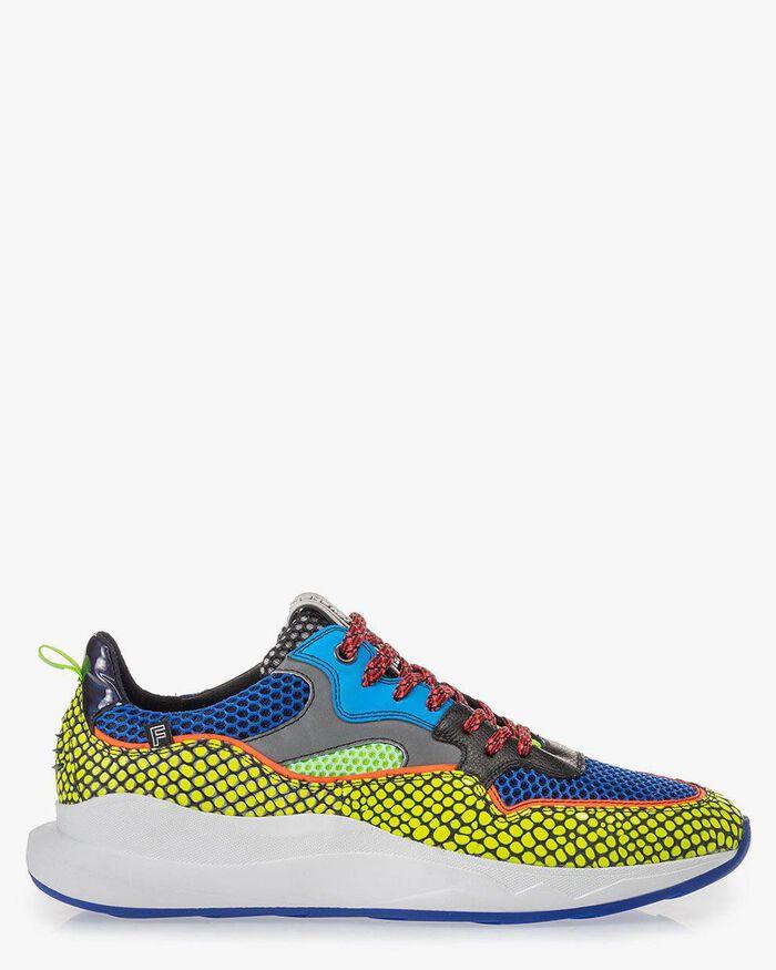 Bulki Sneaker gelb