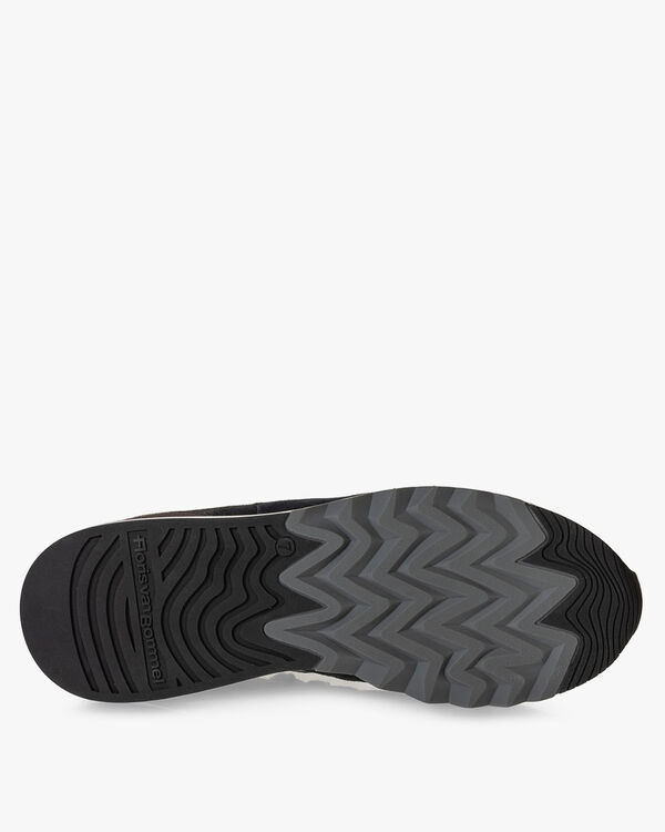 Nineti Sneaker dunkelgrau