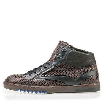 Floris van Bommel men's mid-high sneaker