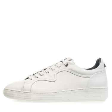Premium calf leather sneaker