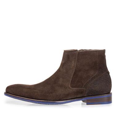 Leder-Chelsea boot