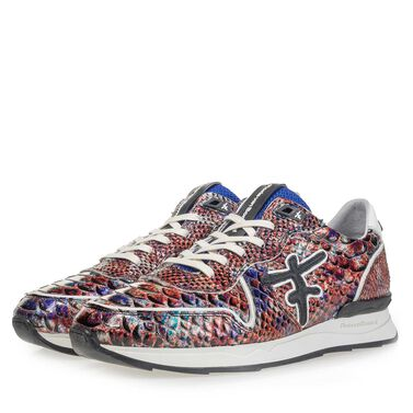 Kalbsleder-Sneaker