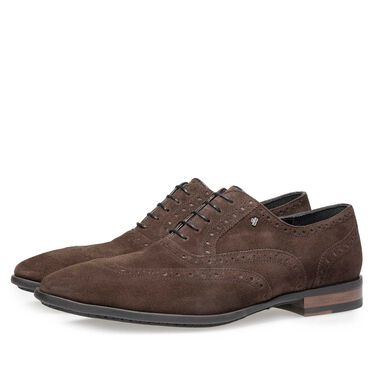 Kalbsleder Brogue