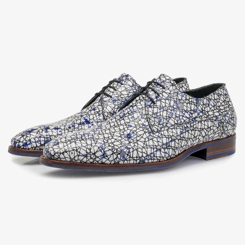Floris van Bommel Herren 1809100 Derbys: : Schuhe