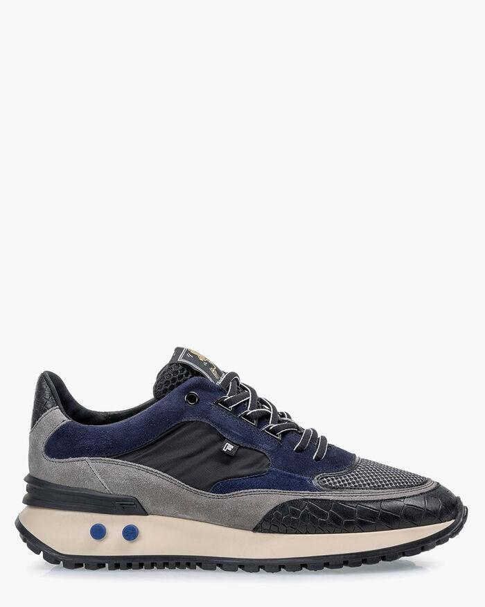Vinti Sneaker blau