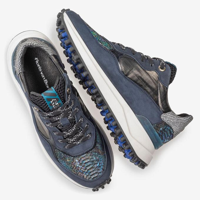 Noppi sneaker blue