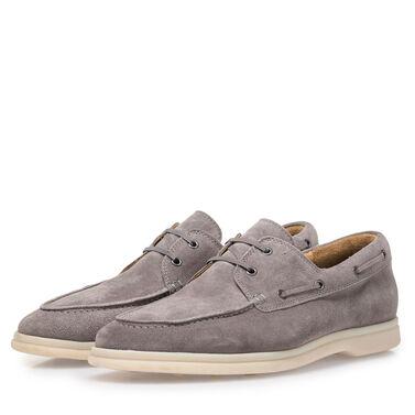 Casual boat shoe