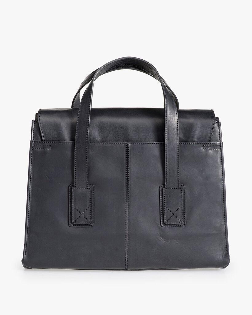 Leder-Business-Tasche