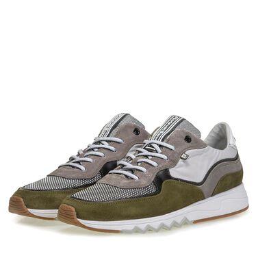 Leder 'Nineti-Sneaker'