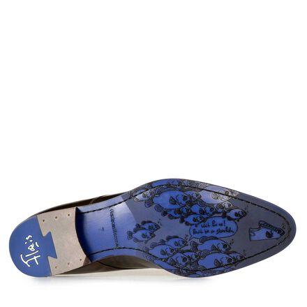 Premium Lackleder Schnürschuh