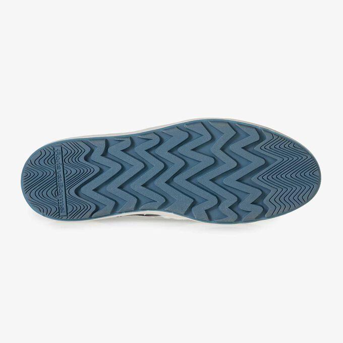 Halbhoher Leder Sneaker