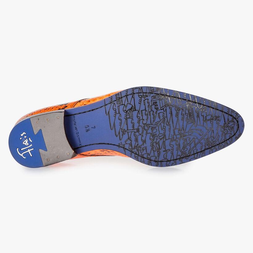 Neonoranger Premium Schnürschuh mit Print