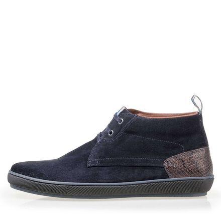 Floris van Bommel men's leather lace boot
