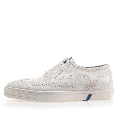 Floris van Bommel men's leather brogue sneaker