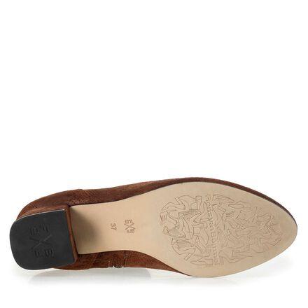 Floris van Bommel women's suede leather over knee boots