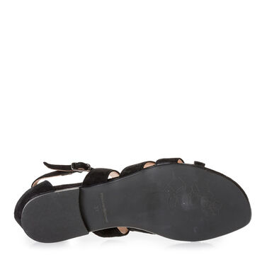 Casual flat sandal
