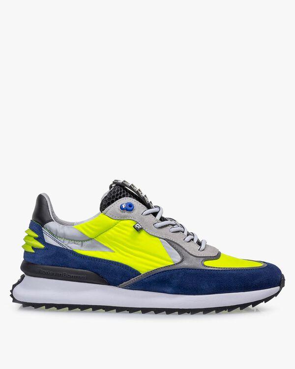 Sneaker Textil gelb