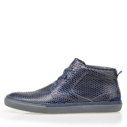 Floris van Bommel men's lace boot