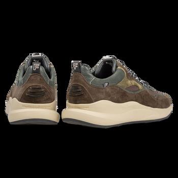 Bulki Sneaker olivgrün