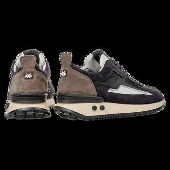 Sneaker Space Invaders schwarz