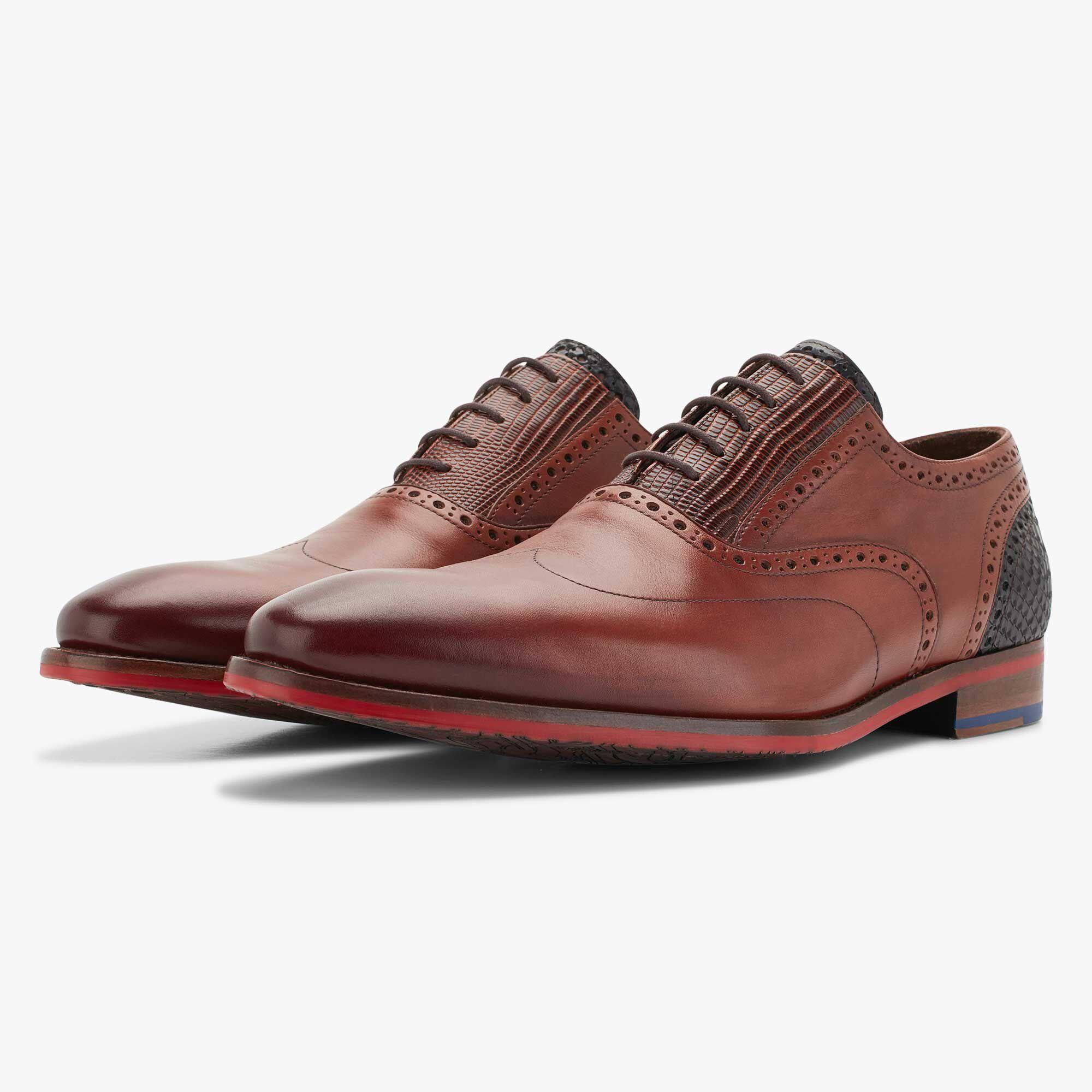 Floris van Bommel Herren 1906200 Oxford: Schuhe & Handtaschen