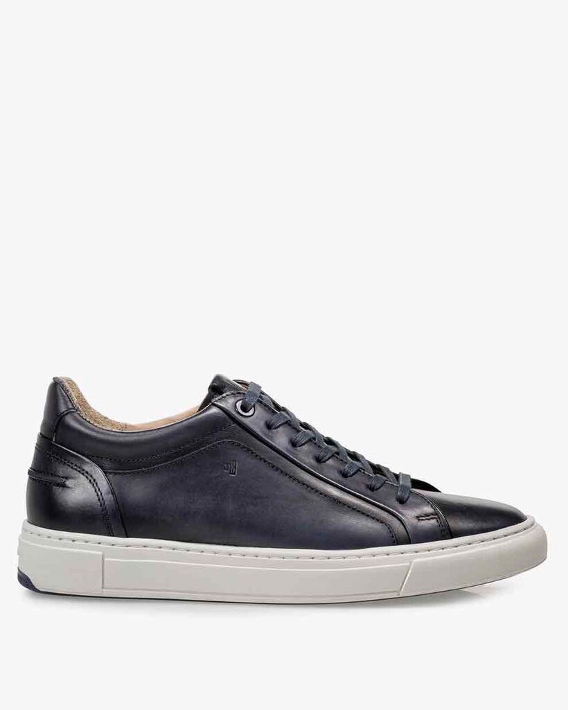 Sneaker Kalbsleder blau