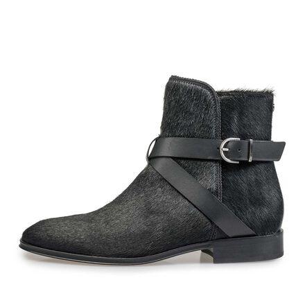 Ponyhaar Chelsea Boot