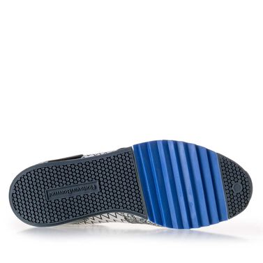 Premium Sneaker mit Print