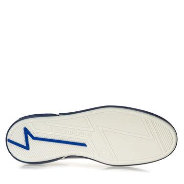 sportlicher Kalbsleder-Schnürschuh