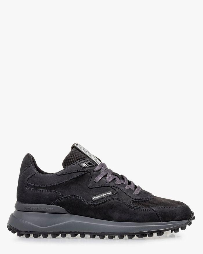Noppi Sneaker schwarz