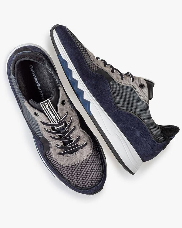 Nineti Sneaker blau
