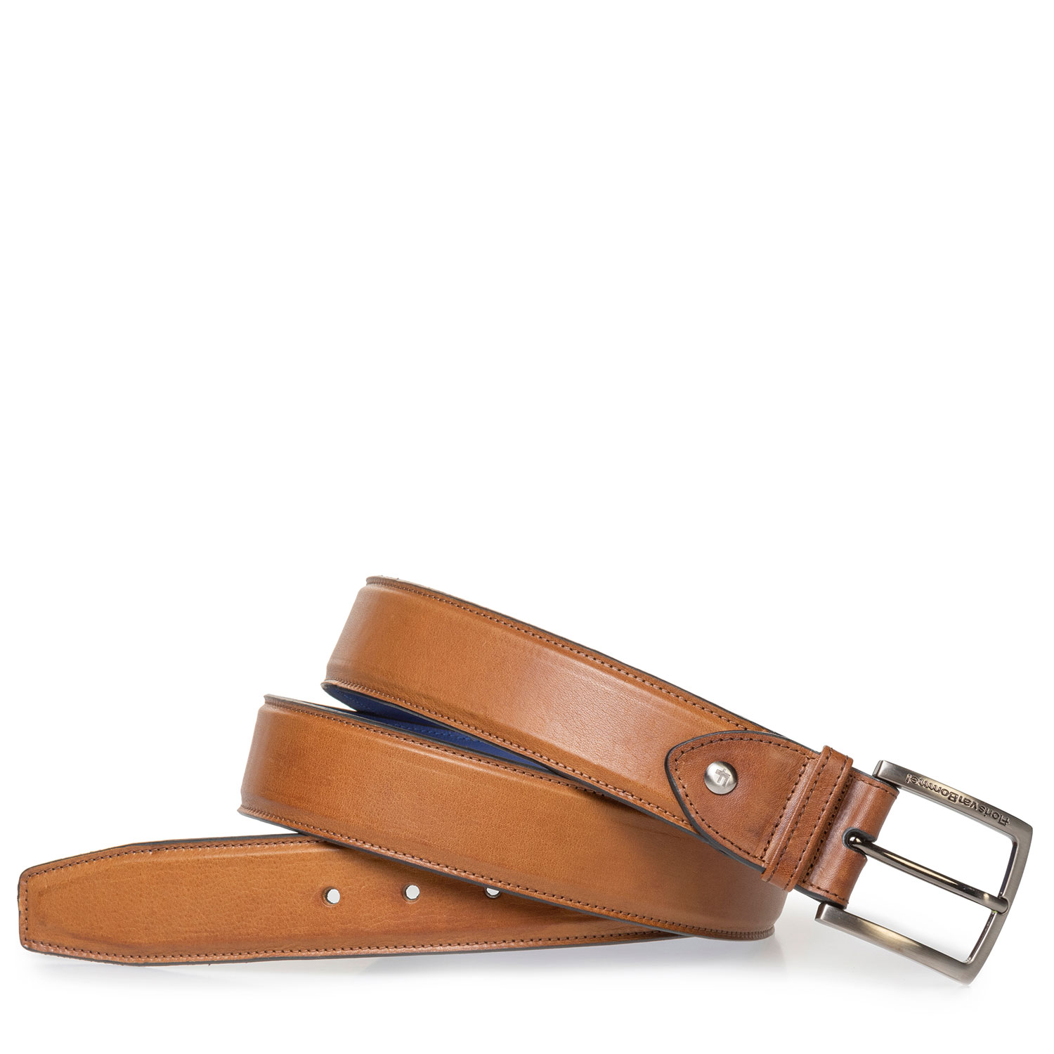 75189/60 - Belt calf leather cognac