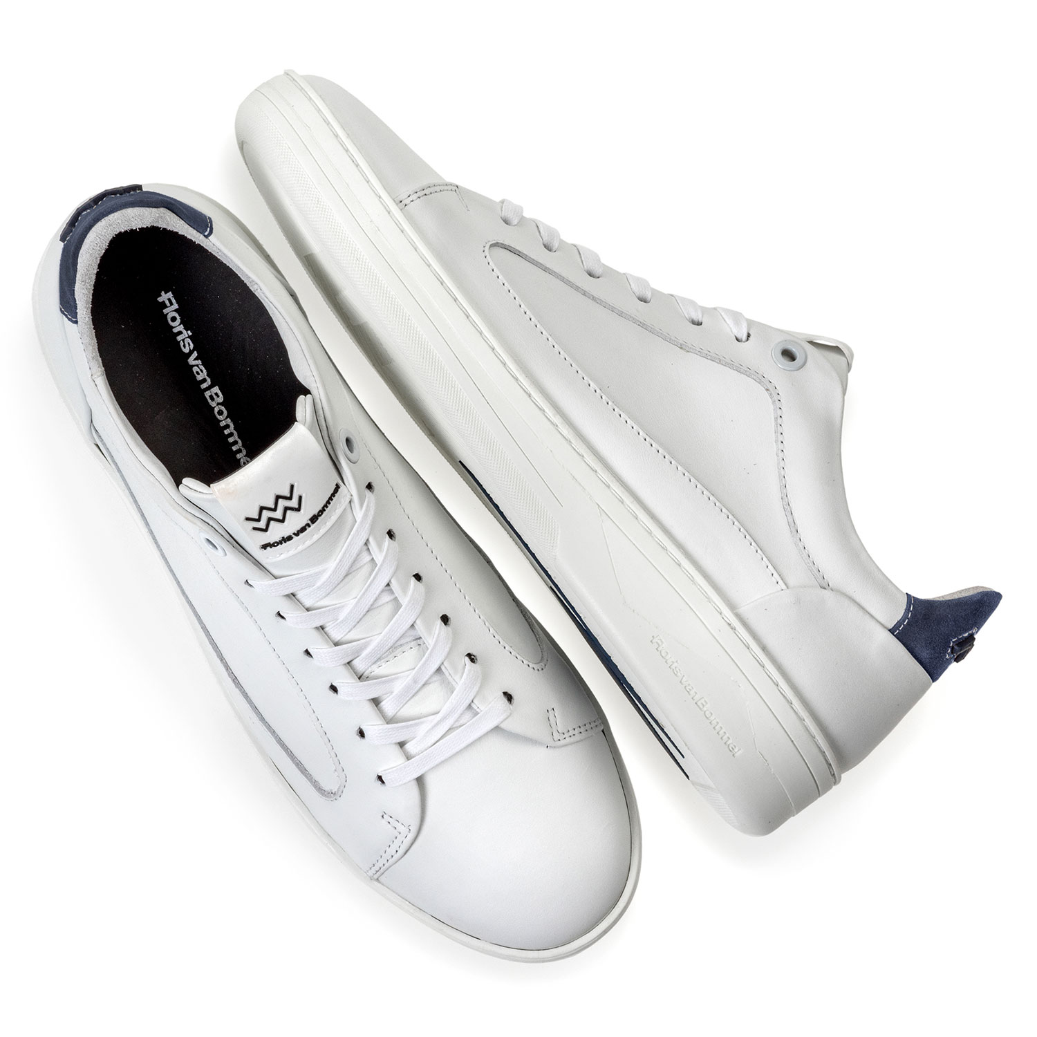 13265/25 - Sneaker leather white